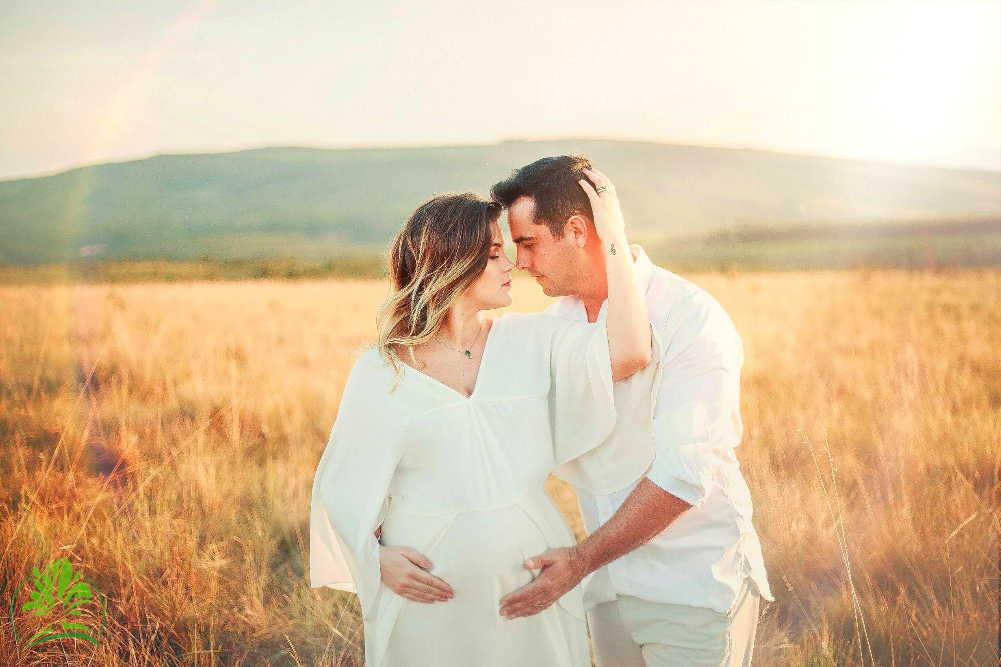 Секс и беременность. Пара.