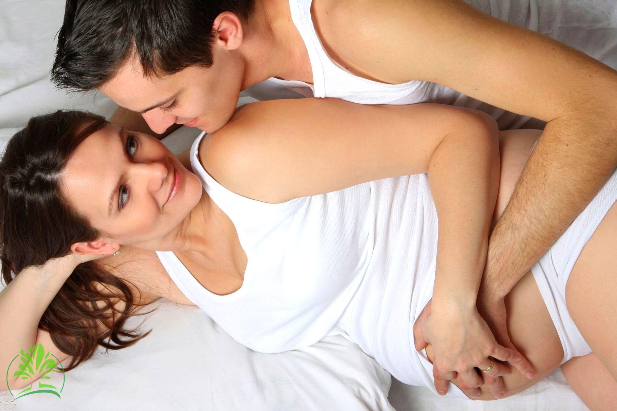 занятия любовью во время беременности